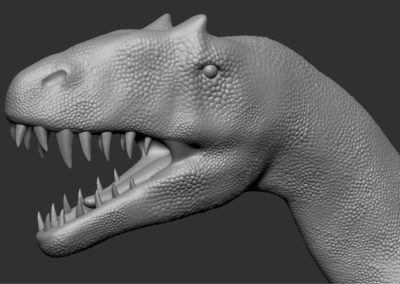 Quinn Thompson, Allosaurus