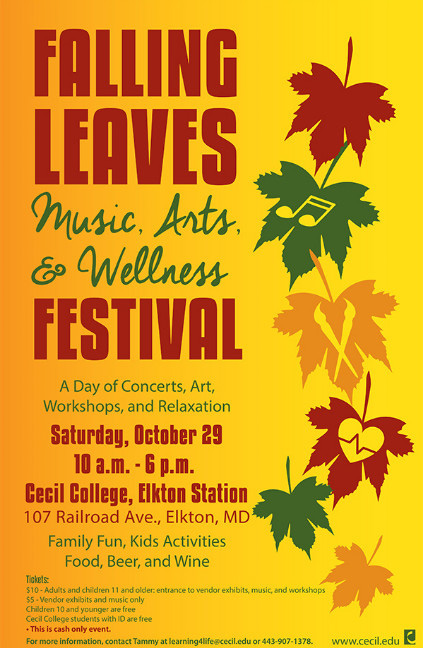 2nd Annual Falling Leaves Festival