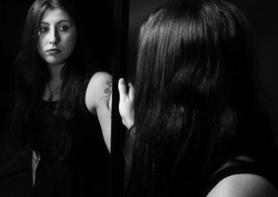 Ashley Walsh, Self Portrait