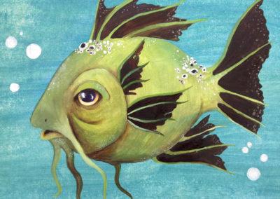 Erin Cebula, The Fish